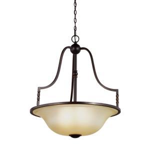 Trempealeau - Four Light Pendant