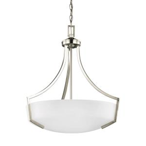 Hanford - Three Light Pendant