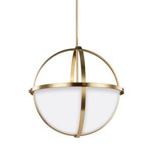 Alturas - 100W Three Light Pendant