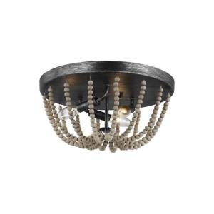 Oglesby - 3 Light Flush Mount