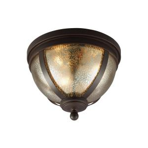 Sfera - Three Light Flush Mount