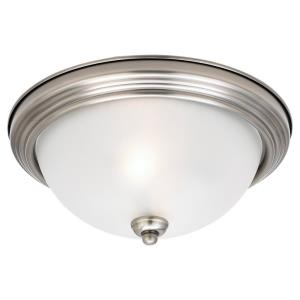 Three-Light Close To Ceiling