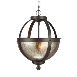 Sfera - Two Light Convertible Pendant