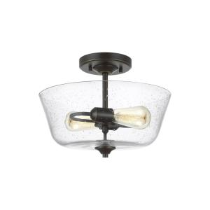 Belton - Two Light Semi-Flush Mount