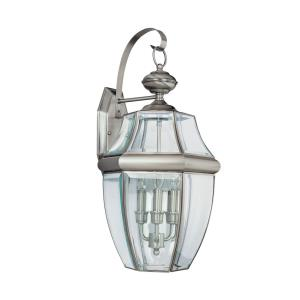 Lancaster - Three Light Wall Lantern