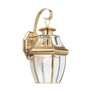 One Light Outdoor in Traditional Style - 7.75 inches wide by 14 inches high