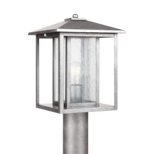Hunnington - One Light Outdoor Post Lantern
