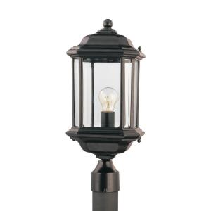 Single-light Outdoor Post Lantern