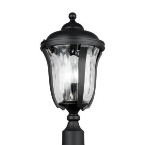 Perrywood - 3 Light Outdoor Post Lantern