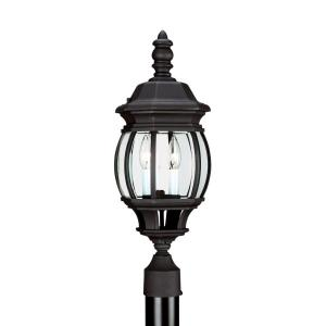 Wynfield - Two Light Outdoor Post Lamp