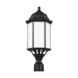 Sevier - 1 Light Large Outdoor Post Lantern
