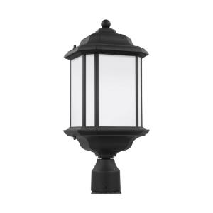 "Kent - 20.25"" One Light Outdoor Post Lantern"
