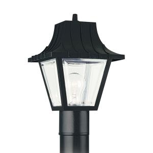 One Light Outdoor Post Fixture