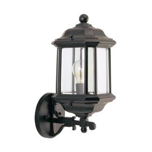 Single-light Outdoor Wall Lantern