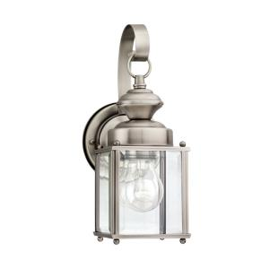 Jamestowne - One Light Outdoor Wall Lantern