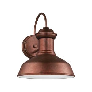 Fredricksburg - One Light Small Outdoor Wall Lantern in Traditional Style - 10 inches wide by 11.98 inches high