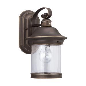 Single-light Hermitage Wall Lantern
