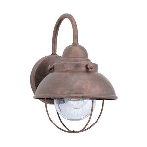 Weathered Copper Sconce