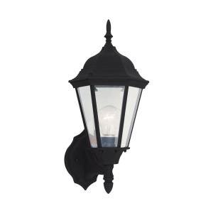 Windgate - One Light Outdoor Wall Lantern