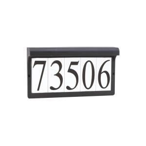 Low Voltage Address Light