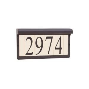 Address Light Fixture