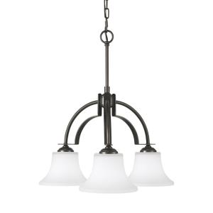 Barrington - 22.5 Inch 27.9W 3 LED Kitchen Chandelier