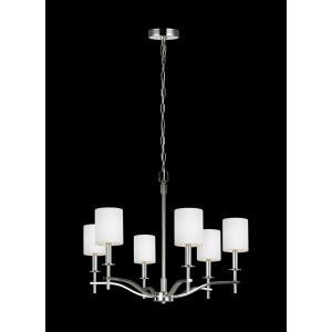 Hewitt - Six Light Chandelier