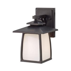 Wright House - One Light Outdoor Lantern Brkt