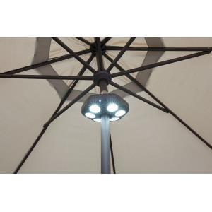 Selene - 8.56 Inch Hexagon Umbrella Light