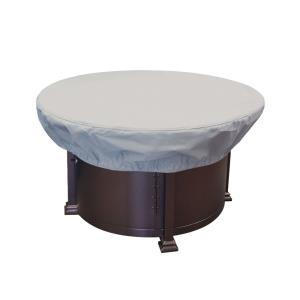 """36"""" Round Fire Pit/Ottoman Cover"""