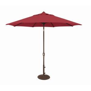 Aruba - 9 Foot Octagon Auto Tilt Umbrella