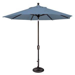 Catalina - 9 Foot Octagon Push Button Tilt Umbrella
