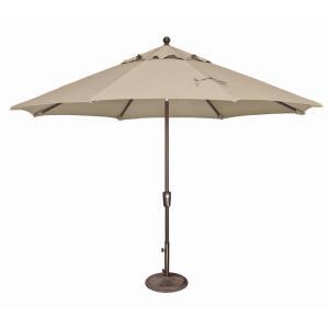 Catalina - 11' Octagon Umbrella with Push Button Tilt