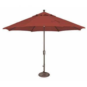 Catalina - 11 Foot Octagon Push Button Tilt Umbrella