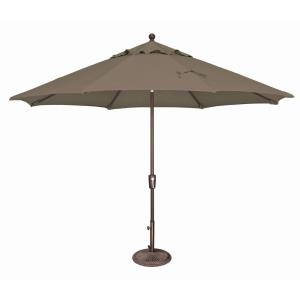 Catalina - 11' Octagon Umbrella with Push Button Tilt