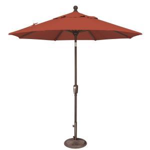 Catalina - 7.5 Foot Octagon Push Button Tilt Umbrella