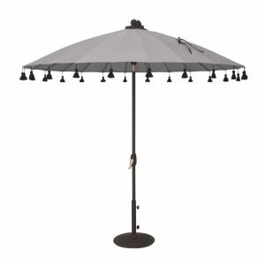 Isabela - 8.5 Foot Round Auto Tilt Umbrella