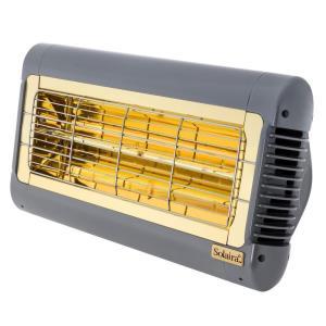 2,000 Watt Radiant Infrared Patio Heater - Alpha Series