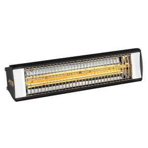 Cosy 1500W Series - All Weather Electric Infrared Commercial Heater 240V - Black