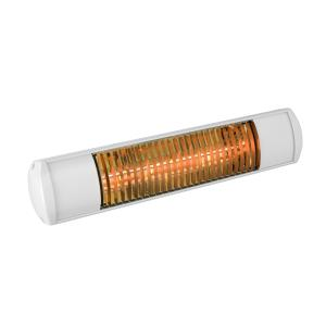 XL Series 2000W 240V - Electric Infrared Commercial Heater - White