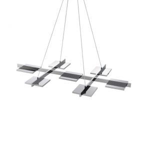 Panels - 39 Inch 392W 7 LED Rectangular Pendant