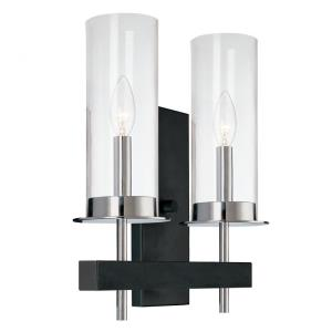 Tuxedo - Two Light Wall Sconce