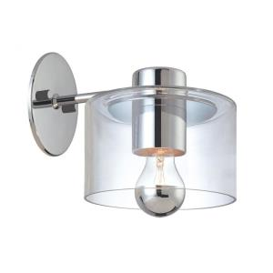Transparence - One Light Wall Sconce