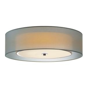 Puri - 3 Light Flush Mount