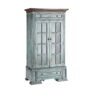 Hartford - 67 Inch 2-Door 2-Drawer Cabinet with 3 Inner Shelves