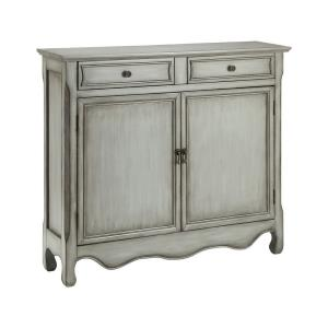 Claridon - 41 Inch 2-Door 2-Drawer Cabinet