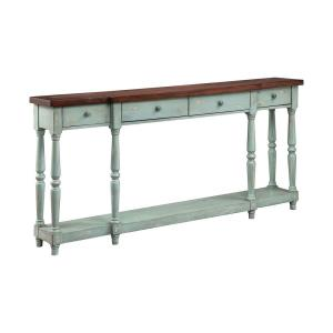 Simpson - 72.25 Inch 4-Drawer Console