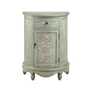 "Lucille - 36"" 1-Door 1-Drawer Cabinet"