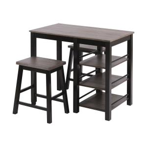 "McConnell - 43"" Dining Set (Includes Table and 2 Stools)"