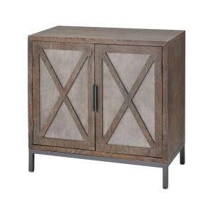 "Great Platte - 32.28"" 2-Door Cabinet"
